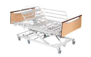 Xpress XXL Medical Bariatric Bed